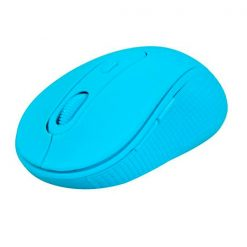 Fruit Series Wireless 1480 DPI Optical Mouse- Blue