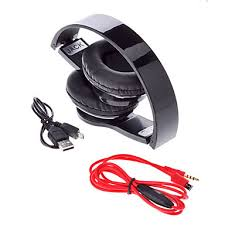 High Quality Stereo Headphone Jack-603 with FM, LED Display
