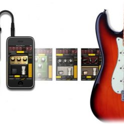 iRig Amplitube Iphone Ipad Ipod Touch to Guitar Interface