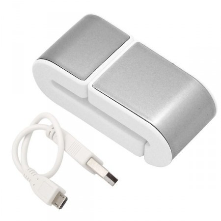 2.4GHz  Wireless Presenter Media Controller Air Mouse for iPhone 3GS 4 4S 5 - Silver