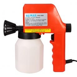 KUMAS Electric Airless Paint Sprayer - DIY PAINTNG