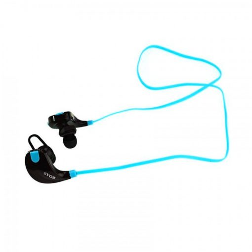 Boas Waterproof Wireless Bluetooth 4.1 Stereo Sport Earphone With Microphone -Blue