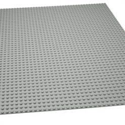 Building Block Base Plate 50x50 - Grey