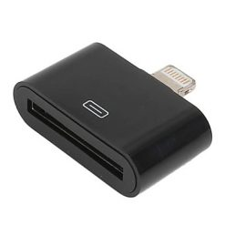 30 PIN to Lightning Adapter - Black