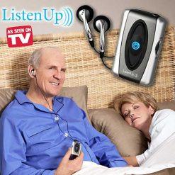 Listen Up! Personal Sound Amplifier