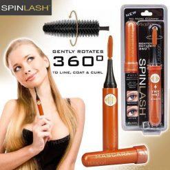 Mini Electric 360 Rotating Eyelash Mascara Curler Brush