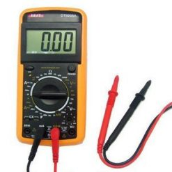 AC/DC DIGITAL  Multimeter Electronic Tester Meter