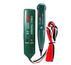 Phone RJ11 Cable Open Circuit Tester and Detector with Tone Generator