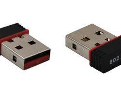 Mini Wireless Lan Wifi Adapter