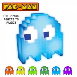Pacman Color Changing Ghost Light - Blue