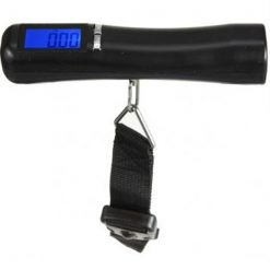 Portable Electronic Scale - Black