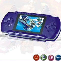 Digital PVP Pocket Hand Held Gaming System - Blue
