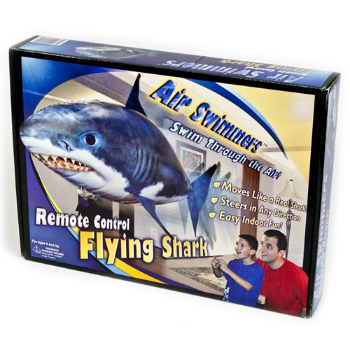Remote Controled Flying Shark