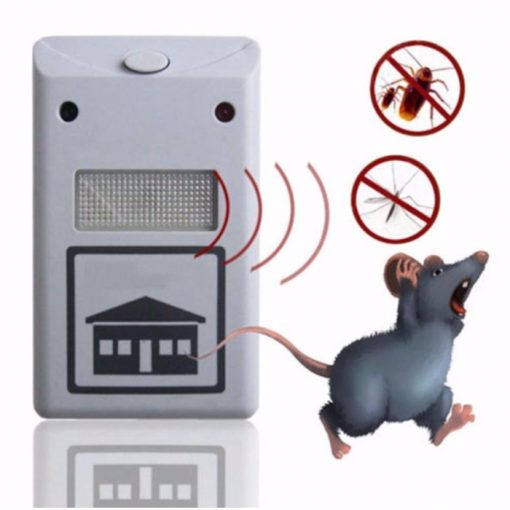 Pest Repelling Aid With Night Light
