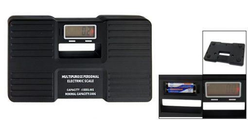 Multipurpose Personal Digital Scale