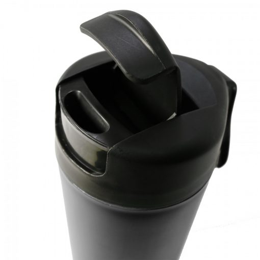 540 ml Suction Tumbler Spill Free - Black
