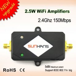 2.5 Watts Wifi Booster Amplifier Extender Signal Enhancer