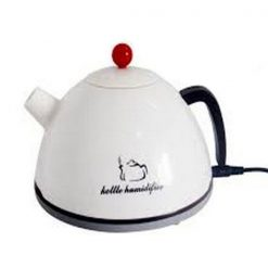 Mini Ultrasonic Supersonic Anion Kettle Humidifier- White