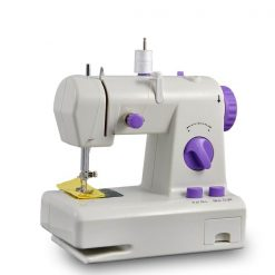 Double Thread Portable Sewing Machine