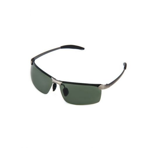 Polarized Outdoor Sunglasses Green Shades - Gray