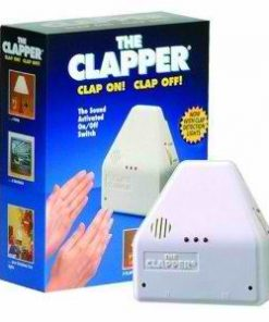 Clapper Switch - White