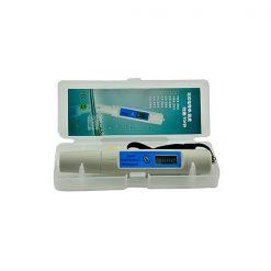 Digital Salinity Waterproof Meter - Gray