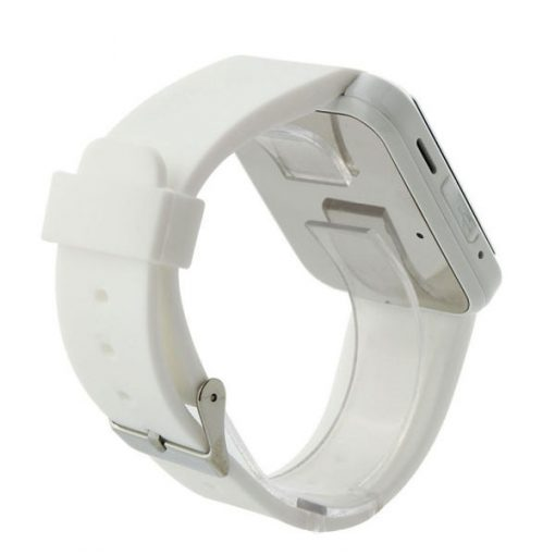 Bluetooth Smart Watch for Smart Phones - White