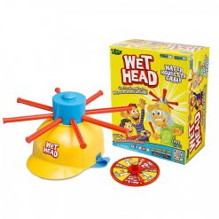 Wet Head Water Roulette Game - Yellow