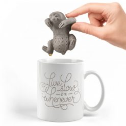 Slow Brew Silicone Tea Infuser - Gray