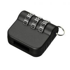 USB Safety Lock - Black