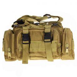 Utility Outdoor Body Bag - Brown