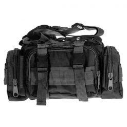 Utility Outdoor Body Bag - Black