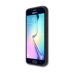 Stick Anywhere Micro Suction Anti Gravity Case  For Samsung S6 - Black