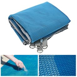 Sand Free Waterproof Beach And Picnic Mat - Blue