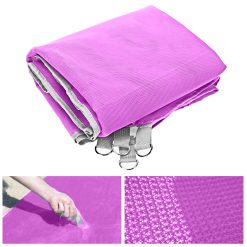 Sand Free Waterproof Beach And Picnic Mat - Pink