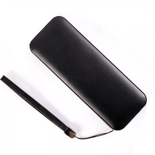 Zilla BT-202 Card Shaped Leather Finish Bluetooth Speaker 10W Super Bass - Black