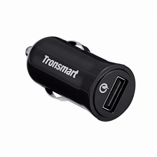 Tronsmart CC1T 18W One Port USB Quick Charge 3.0 - Black
