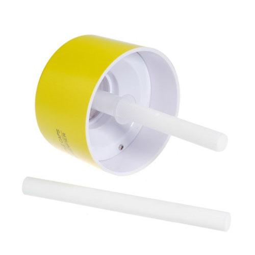 USB Bottle Cap Air Humidifier- Yellow