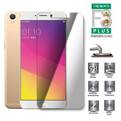 Tempered Glass Screen Protector For Oppo F3 Plus