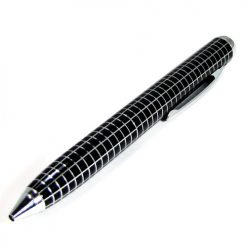 Spy Pen With High Definition Camera - Matrix Black