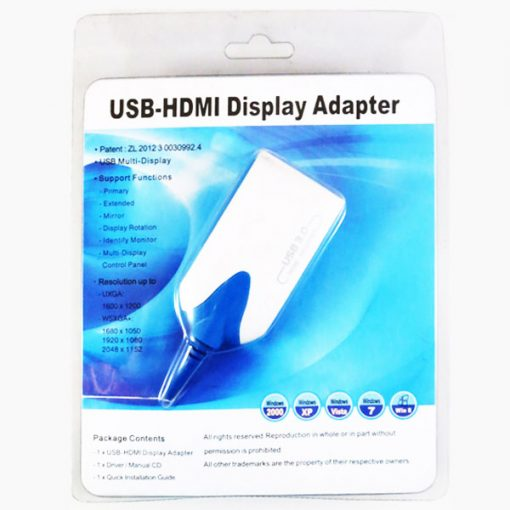 USB To HDMI Display Adopter