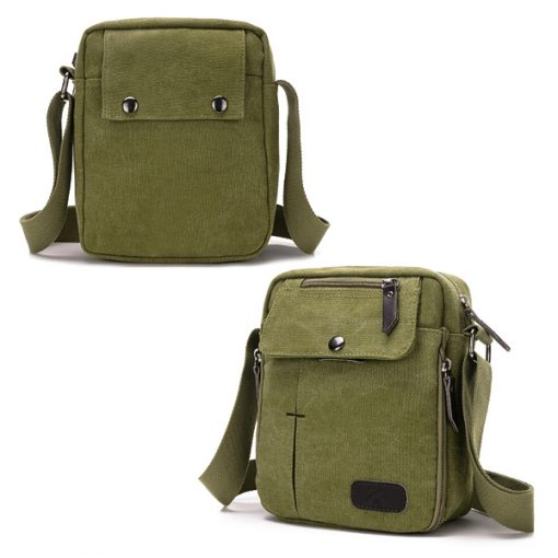 Tactical Shoulder Bag - Green