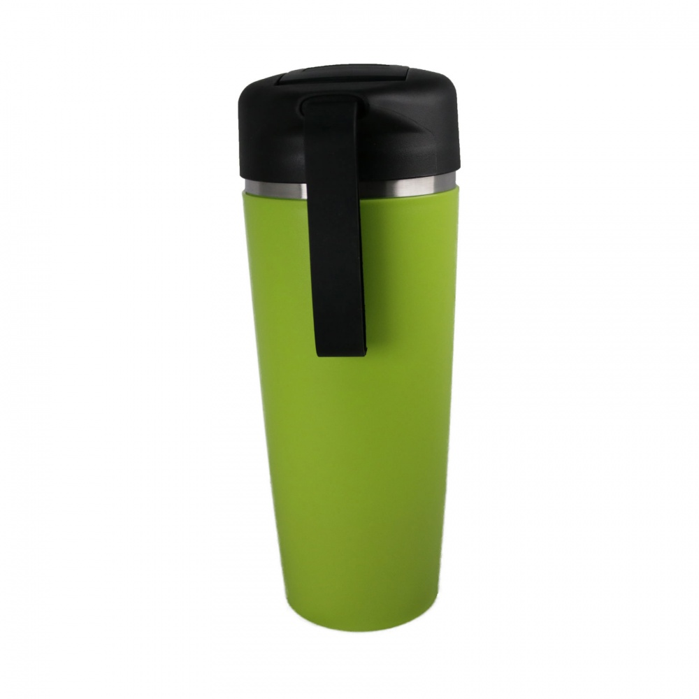 500 ml Thermal Suction Spill Free Tumbler - Green
