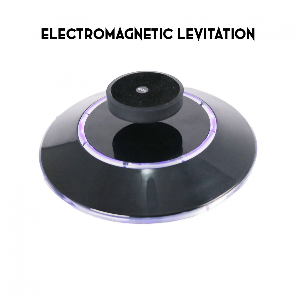 Electromagnetic Levitation Display Highlighter - Black