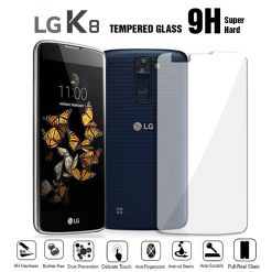 Tempered Glass Film Screen Protector for LG K8
