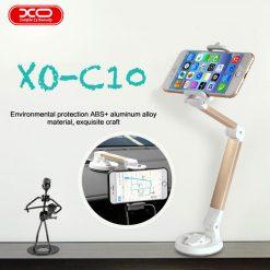 XO C10 Mobile Phone Holder - Gold