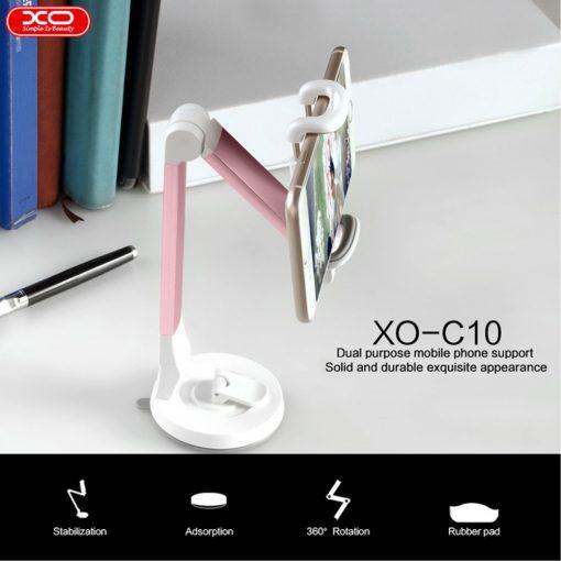 XO C10 Mobile Phone Holder - RoseGold