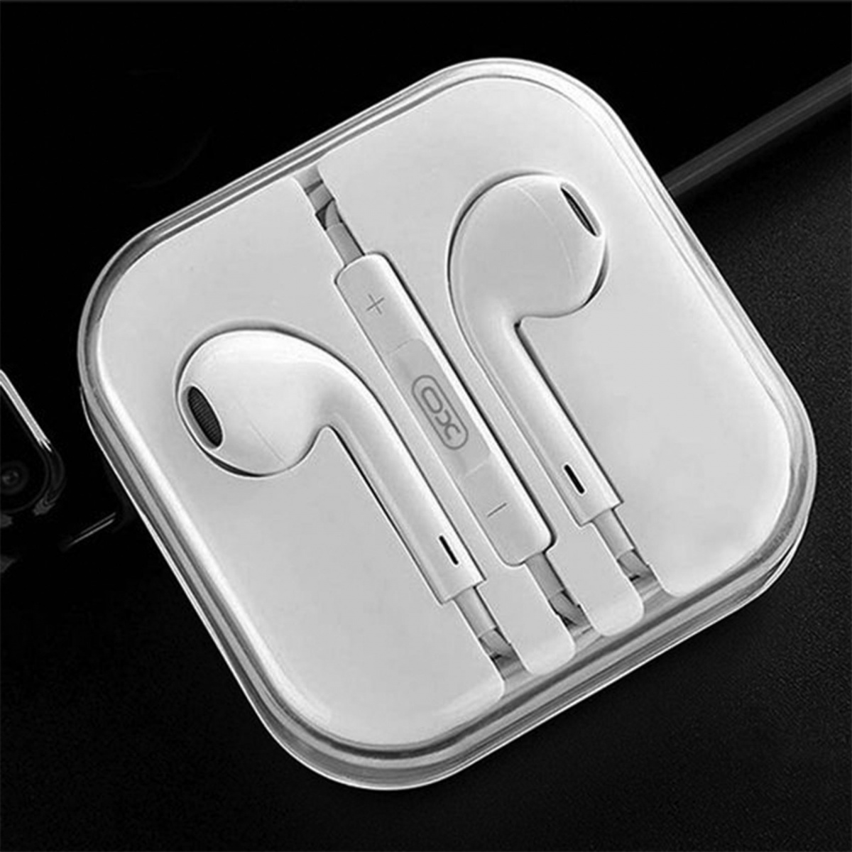 S31 XO Wired Earphone - White