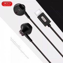 XO S30 Type-C Earphone - Black