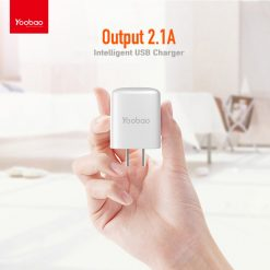 Yoobao YB721QC Single Port Charger - White